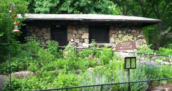 Nature Study Museum at Trailside Museums & Zoo, Bear Mountain State Park